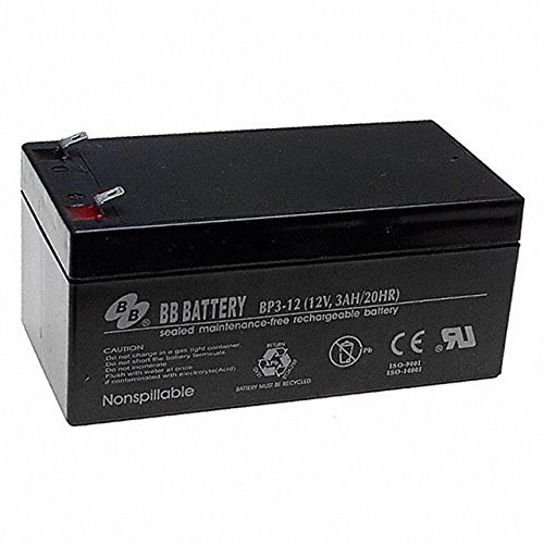 B.B. Battery Replacement part For Toro Lawn mower # 106-8397 BATTERY-12 VOLT