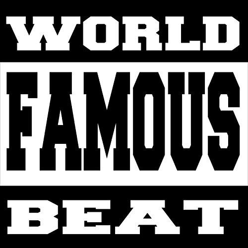 World Famous Beat ~hiphop rap freestyle sample, vol.1