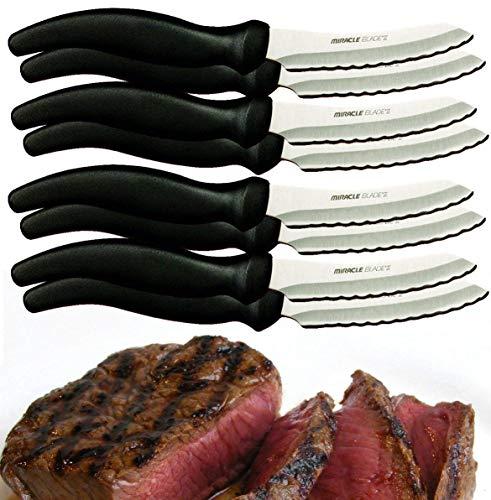 Miracle Blade III Perfection Series Steakmesser-Set, 8-teilig