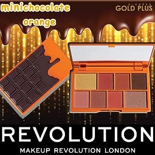 メイクアップレボリューション アイラブレボリューション ミニチョコレート #チョコオレンジ -MAKEUP REVOLUTION-