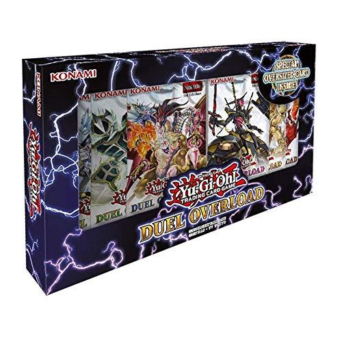 Yu-Gi-Oh! KONDUOL Duel sobrecarga