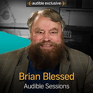 Brian Blessed cover art