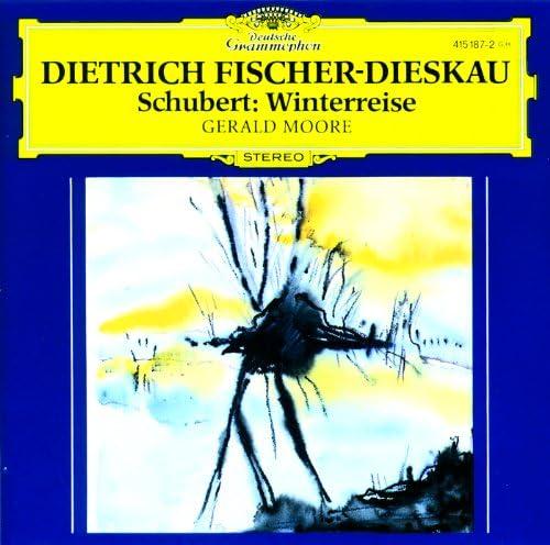 ディートリヒ・フィッシャー=ディースカウ, ジェラルド・ムーア & フランツ・シューベルト