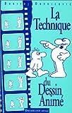 Technique du dessin animé