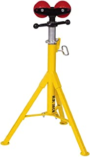 Sumner ST-802 780376 28-to-49-Inch Heigh Heavy-Duty Hi Jack Pipe Jack with Roller Head and Fall Guard