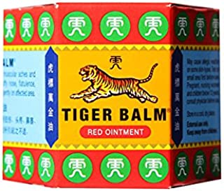 Best tiger balm red ointment 19g Reviews