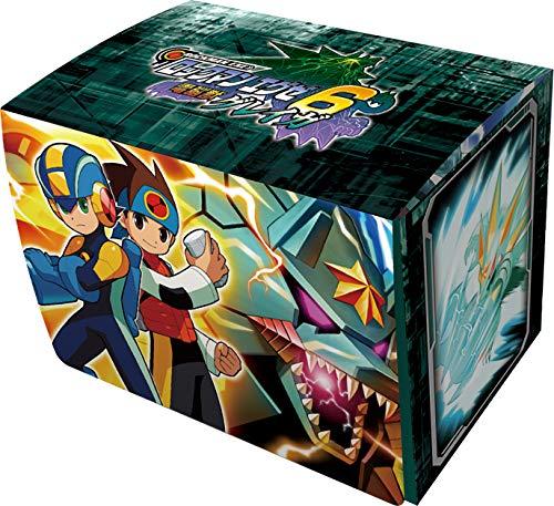 キャラクターデッキケースMAX NEO ロックマン エグゼ6 電脳獣グレイガ
