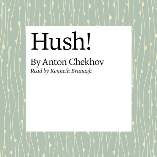 Hush! audiobook cover art