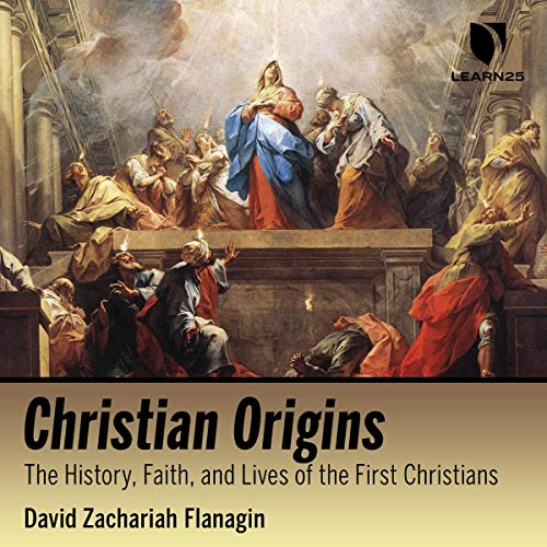 Christian Origins audiobook cover art