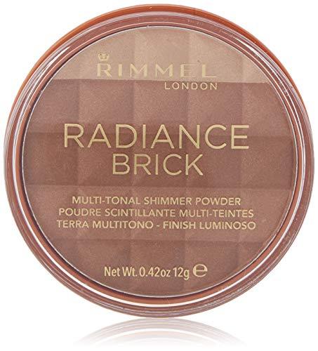 Rimmel numero 001Radiance Brick Bronzer, 12g