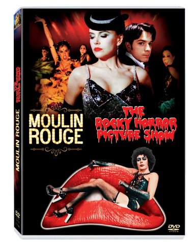 Moulin Rouge / Rocky Horror Picture Show [2 DVDs]