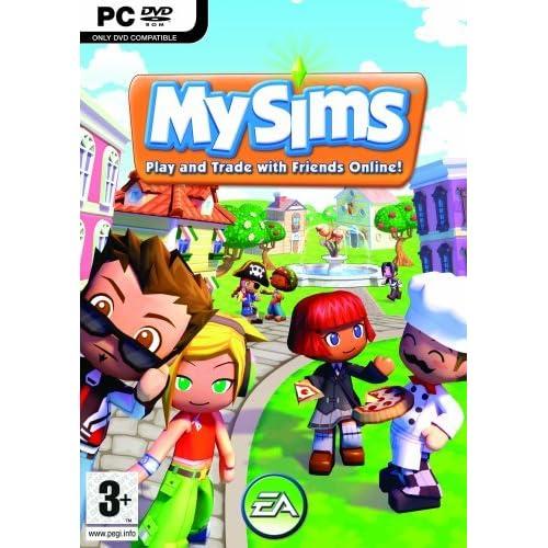 MySims (PC DVD) [Edizione: Regno Unito]