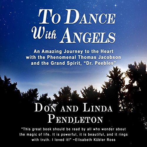 To Dance with Angels audiobook cover art