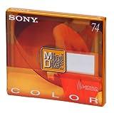 Sony MDW de 74Cry MiniDisc (74min)