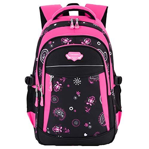 Mochila Fanspack para meninas, meninas, mochila escolar para meninas, meninas, mochilas escolares, mochila infantil para meninas, mochila de estudante
