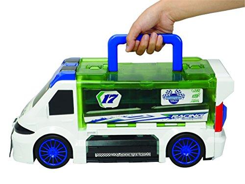 Majorette - 212058188 - Vehicule Miniature - Carry Car X Sportvan - + 1 Voiture Incluse