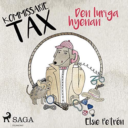 Den luriga hyenan cover art