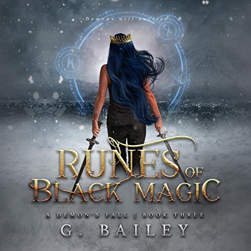Page de couverture de Runes of Black Magic