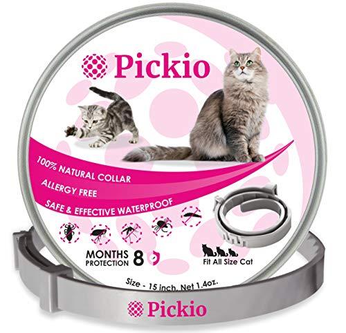 collar antipulgas hartz gatos fabricante Pickio