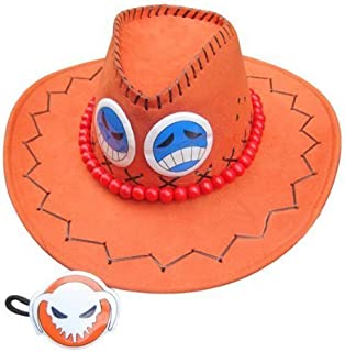 sweet-tokyo-shop Ace hat orange costume of cosplay tool ONE PIECE port gas D Ace Fire Fist (japan import)