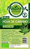Natura Premium Cáñamo - Hoja Seca Bio 500 g