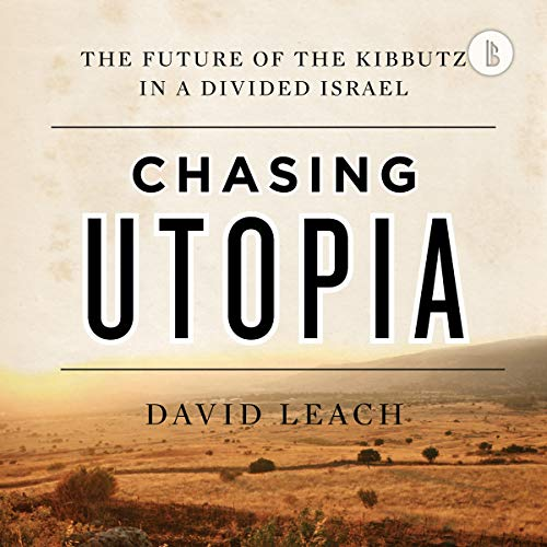 Chasing Utopia (Booktrack Edition) copertina