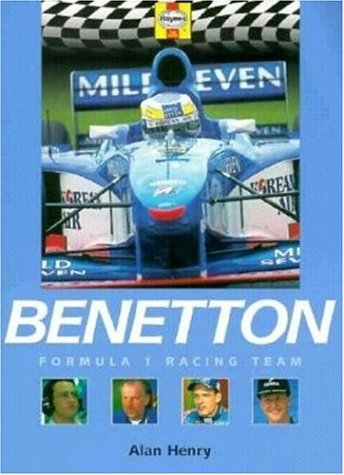 Benetton - Formula 1 Racing Team (Formula 1 Teams S.)