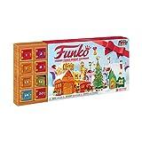 Funko Pint Size Heroes Freddy Advent Calendar [24 Vinyl Figures]