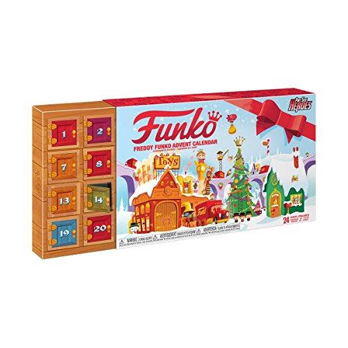 Pint Size Heroes Funko Calendario Adviento: Freddy: 24 piezas coleccionables