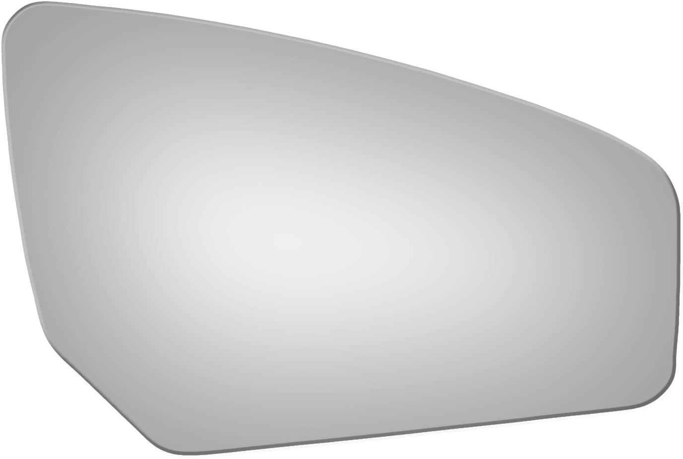 Genuine Burco 5247 Passenger Side Replacement Nippon regular agency Compatible Glass wi Mirror