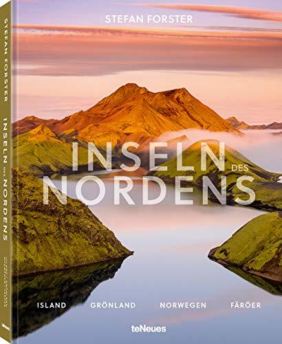 Inseln des Nordens - Die einzigartigen Aufnahmen eines der renommiertesten Naturfotografen Europas - endlich in einem umfangreichen Bildband