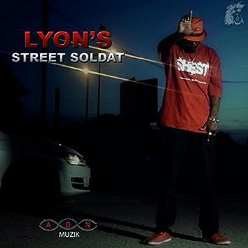 Street soldat