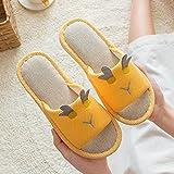 Kirin-1 Pantuflas Hombre Verano,Nuevas Zapatillas de algodón...