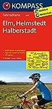 Elm - Helmstedt - Halberstadt: Fahrradkarte. GPS-genau. 1:70000 (KOMPASS-Fahrradkarten Deutschland, Band 3041)