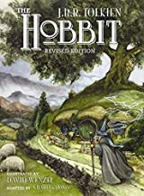 The Hobbit. Graphic Novel: Illustrated by David Wenzel