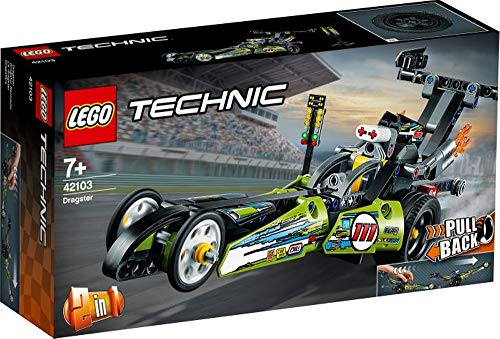 wow Lego® Technic 42103 Dragster Rennauto