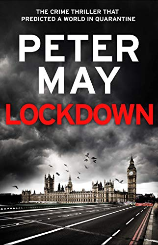 Lockdown: the crime thriller that predicted a world in quarantine (English Edition)