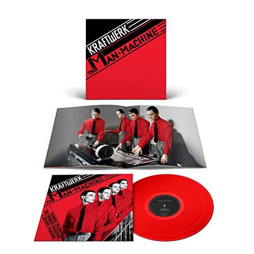 Kraftwerk - The Man - Machine (Limited Edition) (Coloured) (LP-Vinilo)