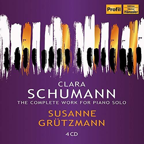 Clara Schumann-Piano Works