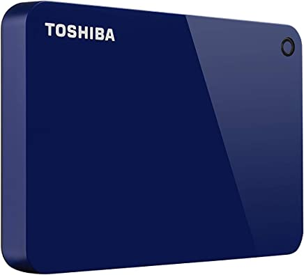 Toshiba Canvio Advance 2TB Portable External Hard Drive...