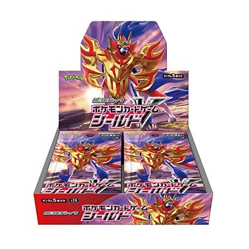 Pokemon TCG - Shield [S1H] - ポケモンカードゲーム ソード&シールド 拡張パック「シールド」 BOX