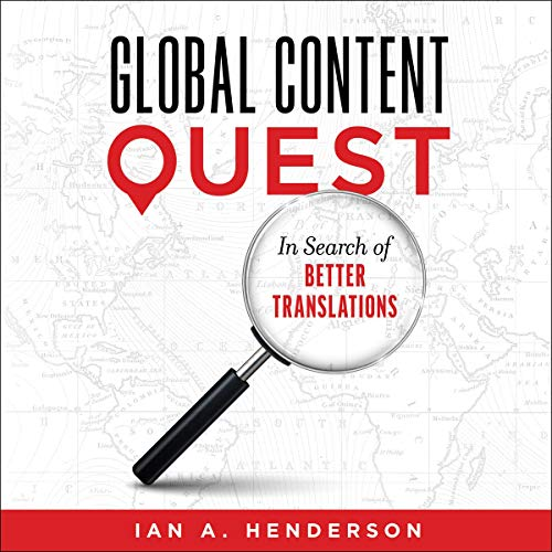 Global Content Quest audiobook cover art