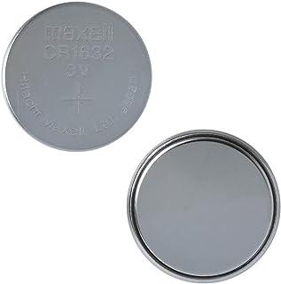 Maxell CR1632 3V Lithium Battery 5 Pack