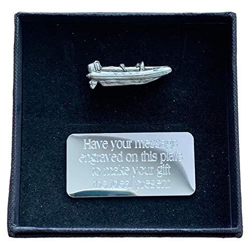 Emblems-Gifts - Caja de regalo personalizada con estaño hecho a mano para...