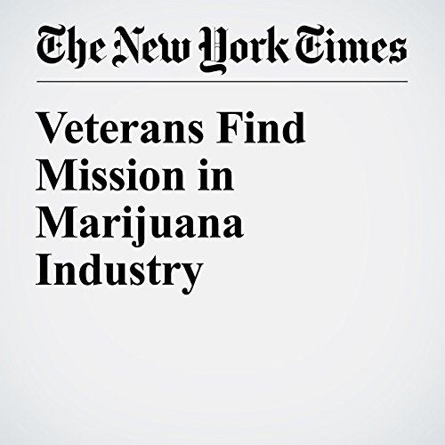 Veterans Find Mission in Marijuana Industry cover art