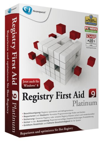 Registry First Aid 9 Platinum