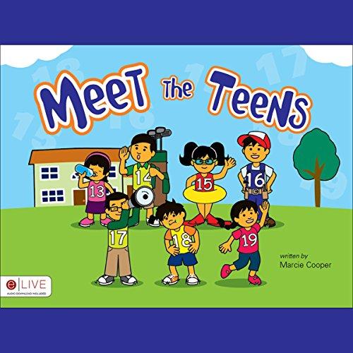 Meet the Teens audiobook cover art