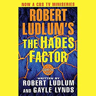 The Hades Factor audiobook cover art