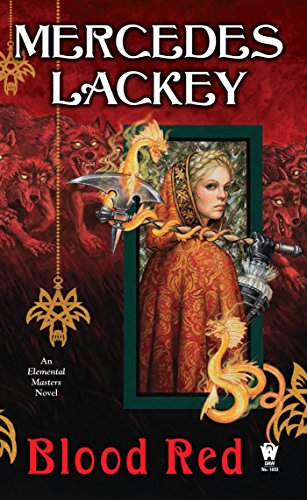 Blood Red (Elemental Masters Book 9)
