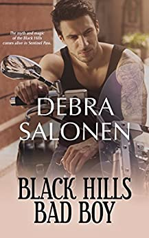 Black Hills Bad Boy: a Hollywood-meets-the-real-wild-west contemporary romance series (Black Hills Rendezvous Book 3) by [Debra Salonen]